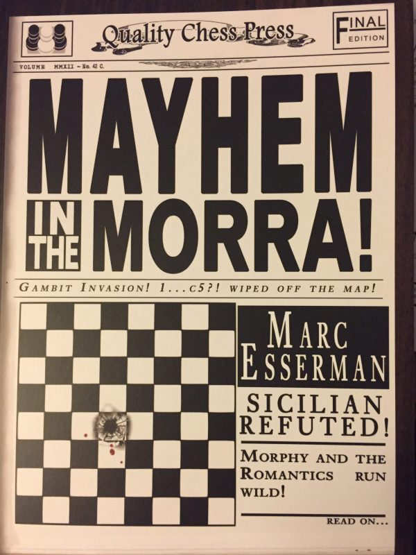 Mayhem in the Morra